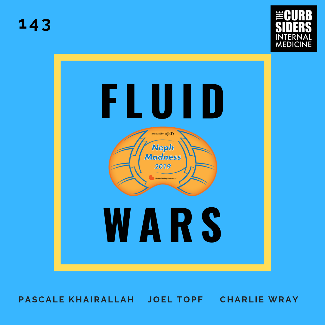 Fluid Wars & NephMadness with Joel Topf and Friends - The